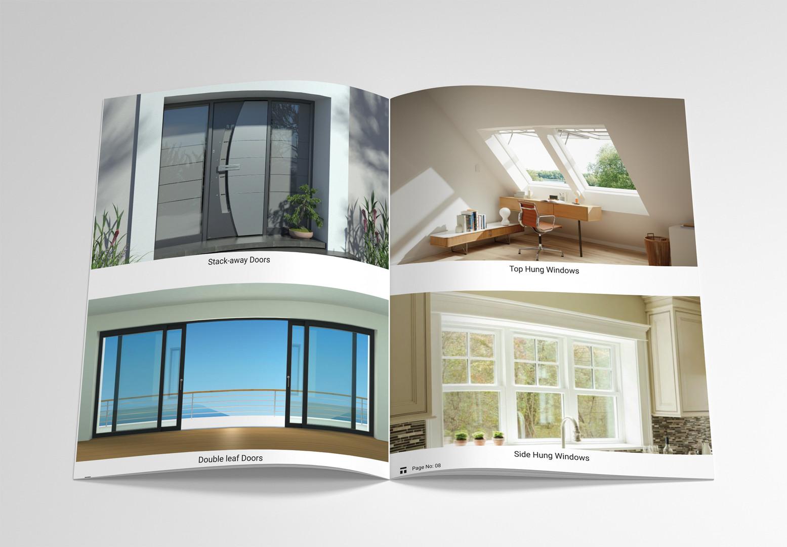 company profile designa