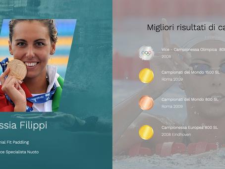 La Floating Gym potrà agevolare la ripartenza del Nuoto. Video Intervista ad Alessia Filippi.