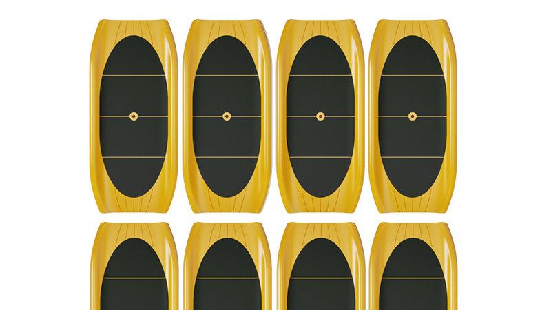 Flotta 8 Plus