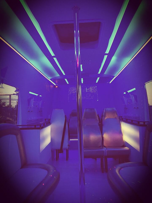 partu bus conversion