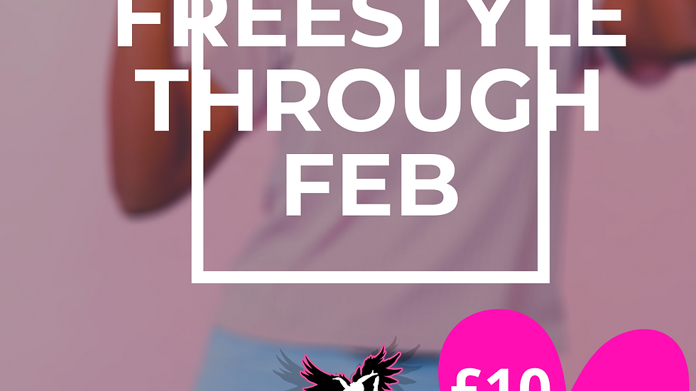 FREESTYLEthroughFEB