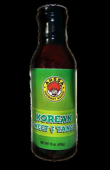 Korean Sweet & Tangy