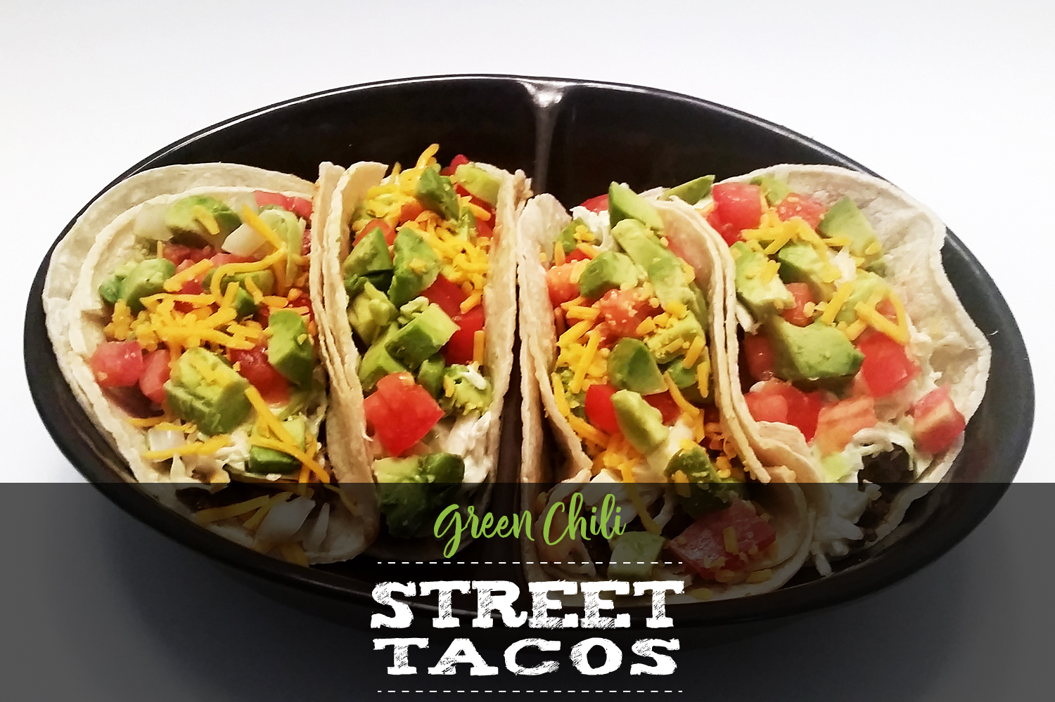 Green Chili Street Tacos