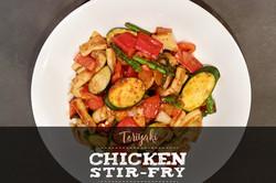 Teriyaki Chicken Stir-Fry