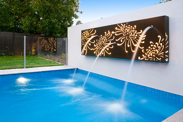 waratah-courtyard-water-feature