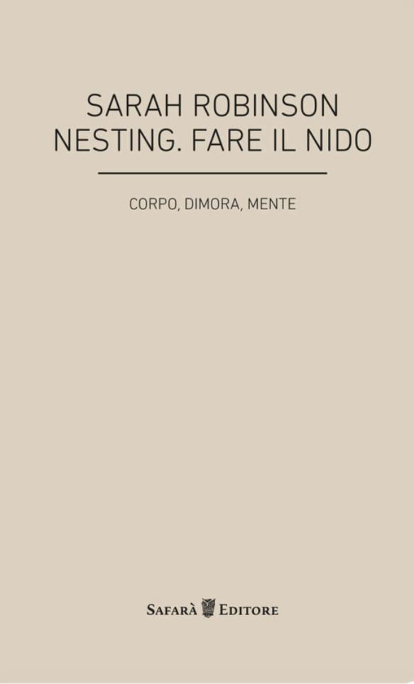 Nesting, Fare Il Nido