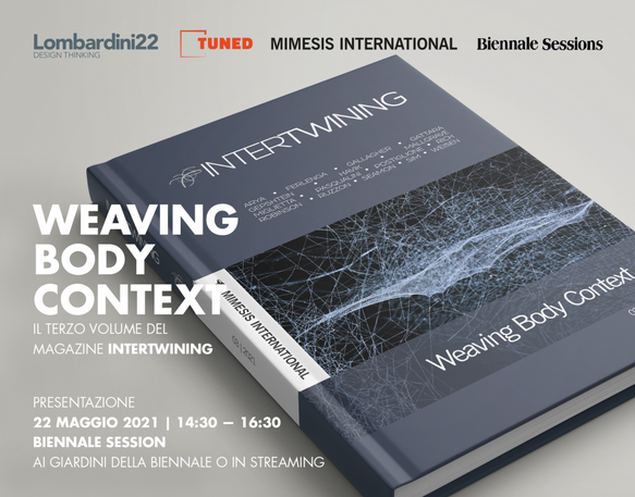 Presenting Intertwining at the Venice Biennale