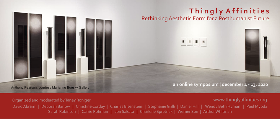 Thingly Affinities Symposium