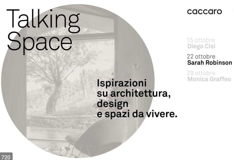 Caccaro Design Talk