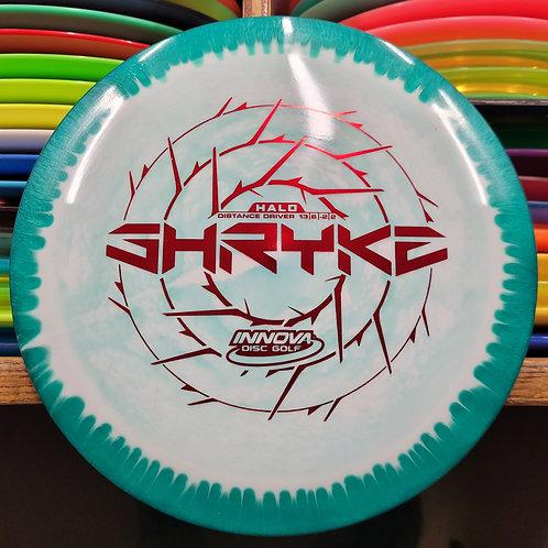 New Innova Halo Star Shryke 168G Red Stamp