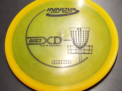Champion XD Plus Mold