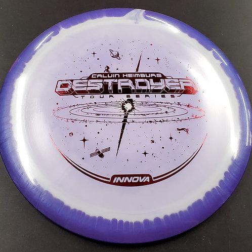 Calvin Heimburg Tour Series Star Destroyer