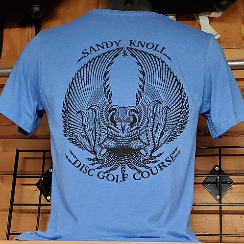 Sandy Knoll Disc Golf Course t-shirt