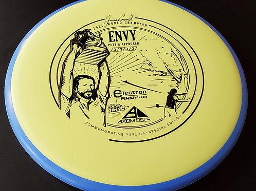 MVP Disc Sports James Conrad 2021 World Champion Envy  - Electron Firm P
