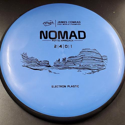 MVP Disc Sports James Conrad 2021 World Champion Nomad - Electron Plastic