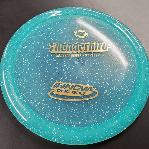 Metal Flake Champion Thunderbird