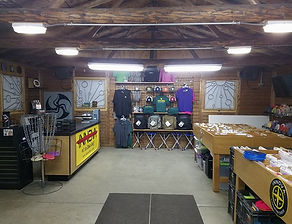 Riverside Disc Golf Shop