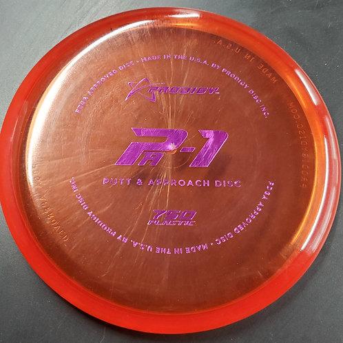 PA1 750 plastic