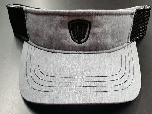 Grey/black Riverside Visor