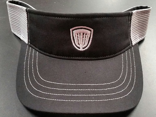 Black/white Riverside Visor