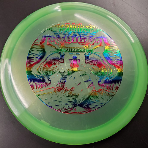 34th Big Freeze Luster Champion Whippet-X Limited Run