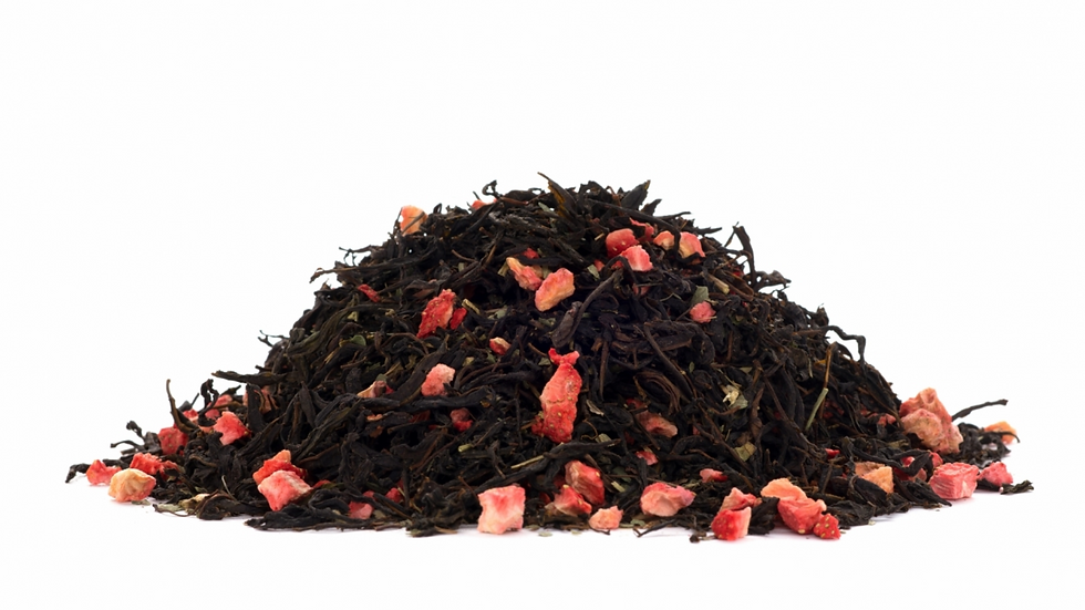 Ivan Chai & Wild Strawberry Tea