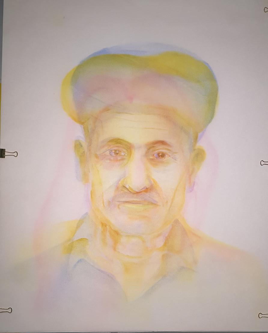 Self-portrait(Genes), 2018
