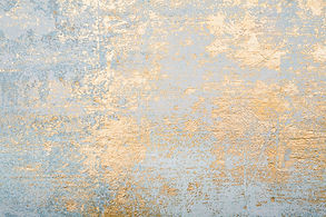 White and golden messy wall stucco texture background. Decorative wall paint..jpg