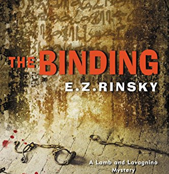 Book Feature: The Binding by E.Z. Rinsky