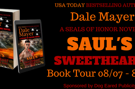 Book Feature: Saul's Sweetheart by Dale Mayer