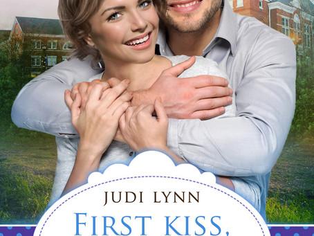 First Kiss, On the House by Judi Lynn