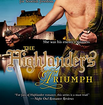 Book Feature: The Highlander's Triumph by Eliza Knight