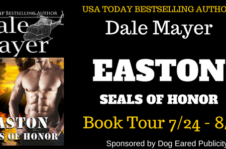 Book Feature: SEALs of Honor: Easton by Dale Mayer