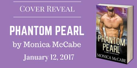 Cover Reveal: Phantom Pearl by Monica McCabe