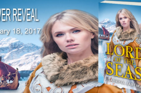 Cover Reveal: Lord of the Seas by Sabrina Jarema