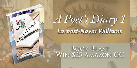 Book Feature: A Poet's Diary 1 by Earnest-Navar Williams