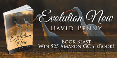 Book Feature: Evolution Now by David Penny
