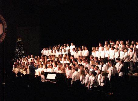 2019 Elementary School Winter Concerts