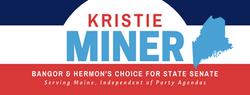 Kristie Miner for Senate