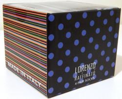 Pattern Sock Box