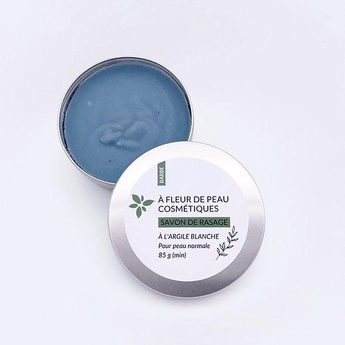 Savon de rasage (boîte alu recyclable)