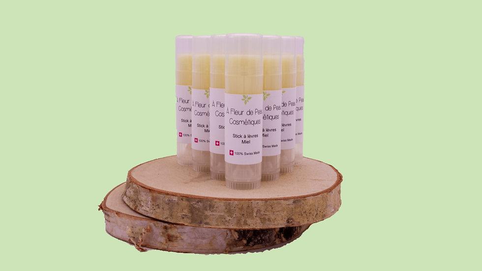 Stick à lèvres miel (nouvelle formule)