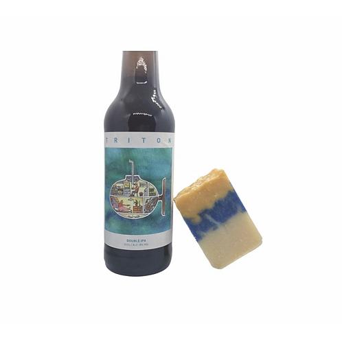 Shampoing à la bière et infusion de camomille