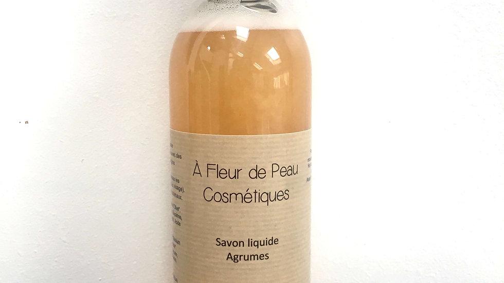 Savon liquide agrumes 250ml