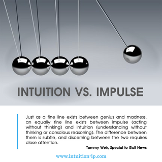 The Fine Line Between Impulse and Intuition