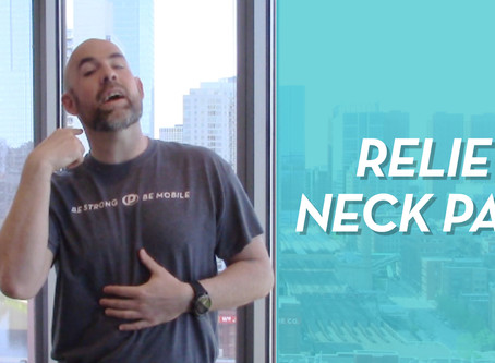 Stretches and Exercises For Neck Pain