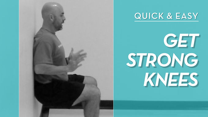 How To Strengthen Your Knees Without Causing Pain And Inflammation
