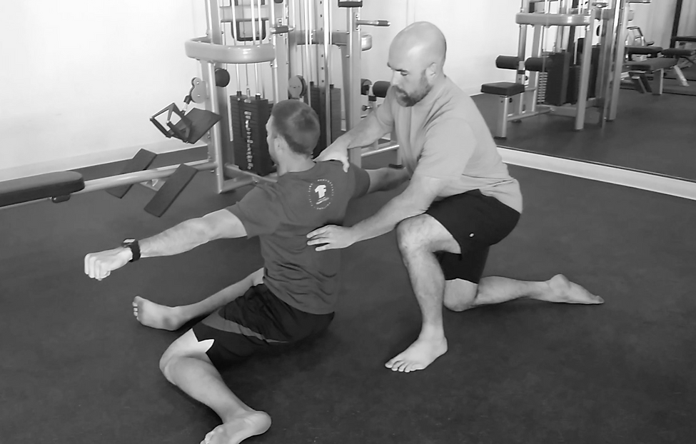 What is functional range conditioning