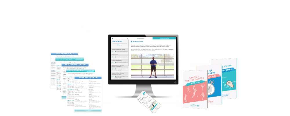 Relieve pain with the Mobility Matters online mobility training program
