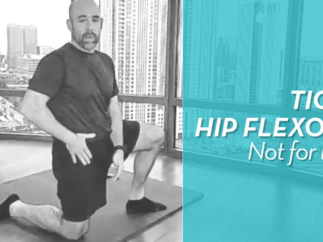 Strengthen Your Hip Flexors to Relieve Tightness (Finally!)